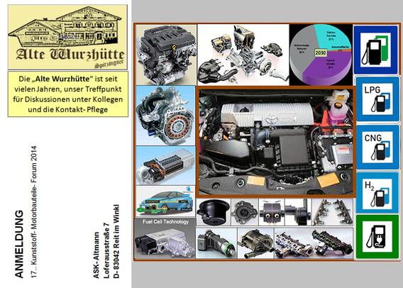 18. Kunststoff- Motorbauteile Forum